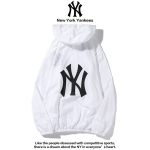 Ветровка New York Yankees White