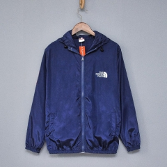 Ветровка The North Face x Supreme Navy