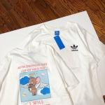 Футболка Adidas Tom and Jerry White