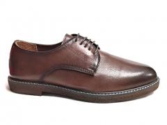 Туфли Mirko Osvaldo Brown Leather MO08