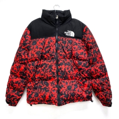 Пуховик The North Face 700 Red/Black WTNF01