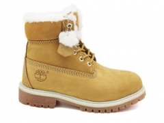 Timberland 6-inch Wheat 2021 (натур. мех)