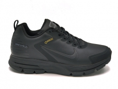 Nike Shield Structure 17 GTX Therma Black Leather