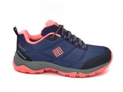 Columbia Waterproof Thermo Sneakers Navy/Pink