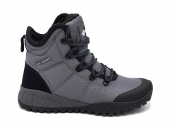 Ботинки Columbia Fairbanks Thermo Grey/Black