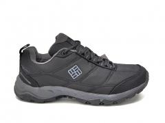 Columbia Waterproof Thermo Sneakers Dark Grey