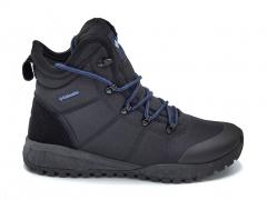 Ботинки Columbia Fairbanks Thermo Black/Blue
