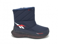 Дутики Reebok Waterproof Navy/Red