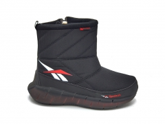 Дутики Reebok Waterproof Black/White/Red