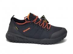 Columbia Thermo Gore-Tex Mid Black/Orange