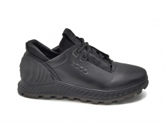 Ecco Exostrike All Black Leather