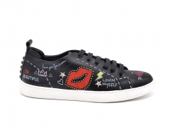 Gucci Sneakers Amore Black