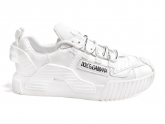 Dolce & Gabbana Sneakers NS1 All White