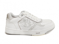 Dior B27 Low-Top Sneakers White