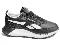 Reebok Classic Legacy Black/White Leather