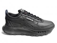 Reebok Classic Legacy All Black Leather