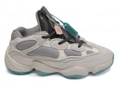 Adidas Yeezy 500 Beige/Grey/Turquoise