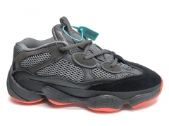 Adidas Yeezy 500 Black/Grey/Orange