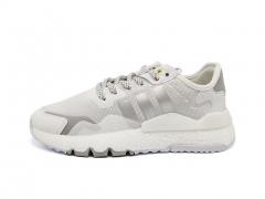 Adidas Nite Jogger White/Silver
