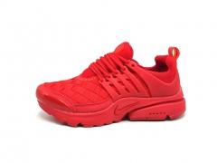 Nike Air Presto Woven Red