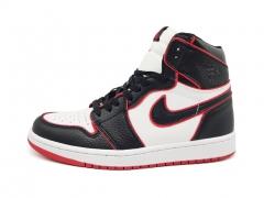 Air Jordan 1 Retro High Black/Gym Red/White