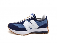 New Balance 327 Navy/Blue/White