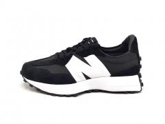 New Balance 327 Black/White