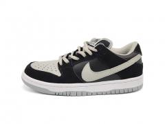 Nike SB Dunk Low Black/Beige