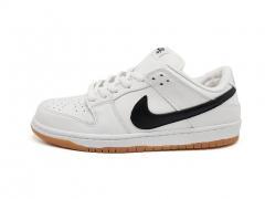 Nike SB Dunk Low White/Black