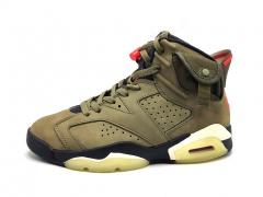 Air Jordan 6 Retro x Travis Scott High Quality