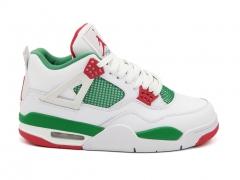 Air Jordan 4 Retro x Do The Right Thing White