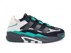 Adidas Niteball Black/White/Green