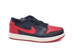 Air Jordan 1 Retro Low Black/Red
