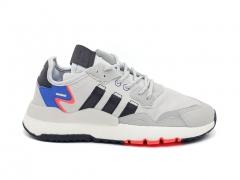 Adidas Nite Jogger Grey/Black/Halo Silver