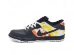 Nike SB Dunk Low 'Tie-Dye Raygun' Black