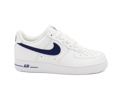 Nike Air Force 1 Low White/Deep Royal