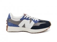 New Balance 327 Grey/Navy/Black