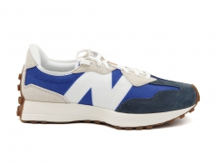 New Balance 327 Blue/Beige/Navy