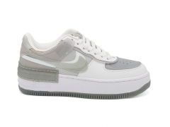 Nike Air Force 1 Low Shadow White/Particle Grey