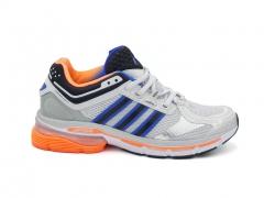 Adidas adiSTAR Silver/Blue/Orange