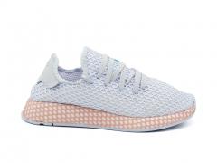Adidas Deerupt Aero Blue/Clear Orange