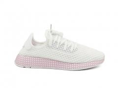 Adidas Deerupt White/Pink