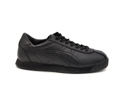 Asics Onitsuka Tiger Black Leather