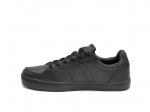 Lacoste Courtline Black Leather