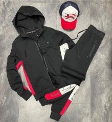 Спортивный костюм Tommy Hilfiger Black SKTH01
