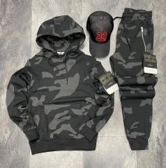 Спортивный костюм Stone Island Camo SKSI01