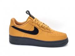 Nike Air Force 1 Low Wheat/Black