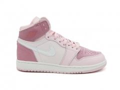 Air Jordan 1 Retro Mid Digital Pink