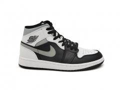 Air Jordan 1 Retro High Black/Grey/White
