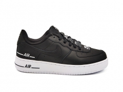 Nike Air Force 1 Low Branded Black/White